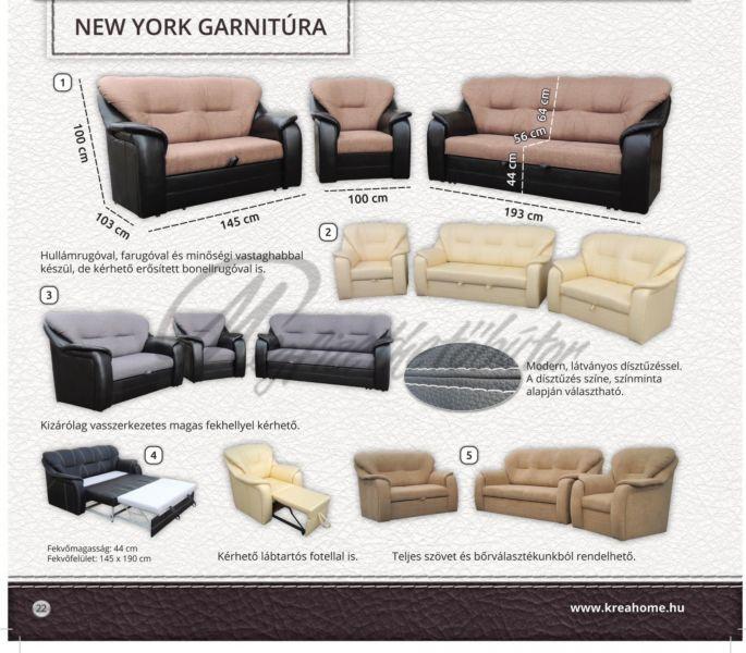 New York fotel