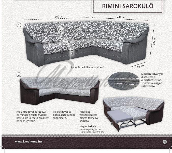 Rimini sarok