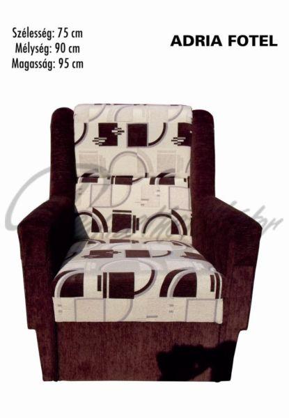Adria II. fotel