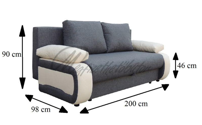 Akciós Zenta kanapé