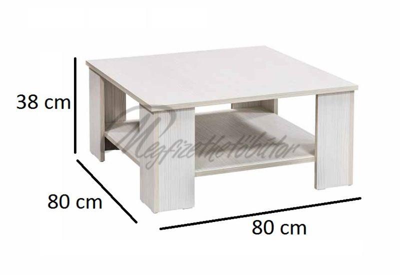 Basel 4 dohányzóasztal