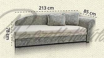 Hermina kanapé
