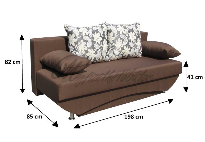 Vigó Silver kanapé
