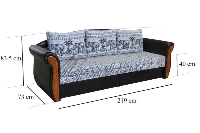 Basia Safaris kanapé