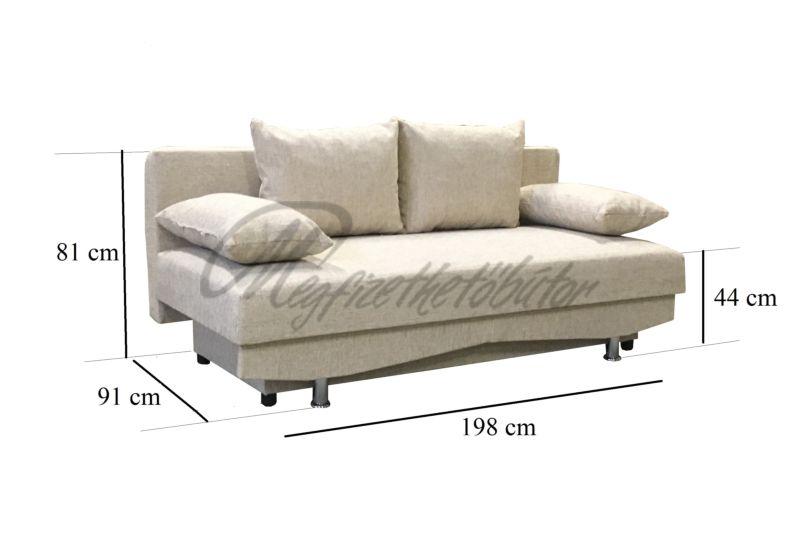 Ivett kanapé