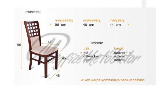 Kármen szék