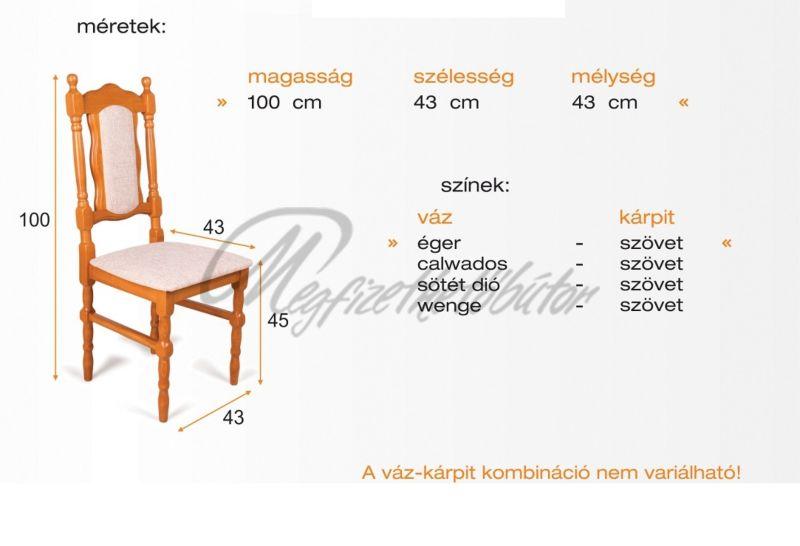 Wénusz szék