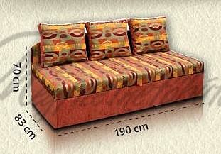 Kar nélküli Dorka kanapé
