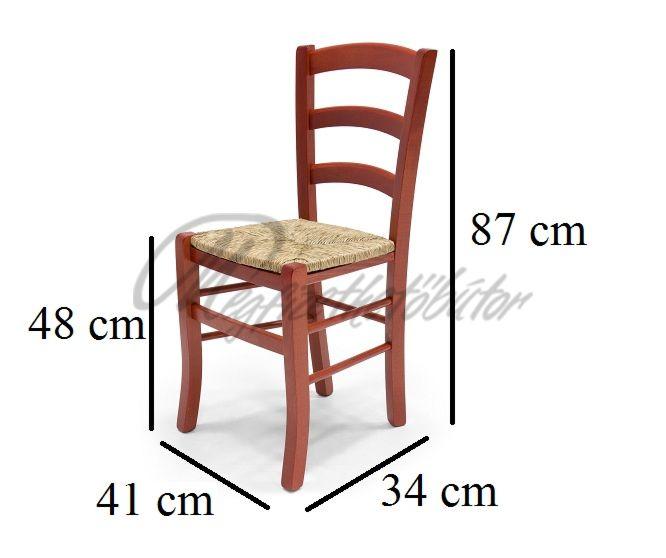 Alba étkező Piero asztallal (6 személyes)