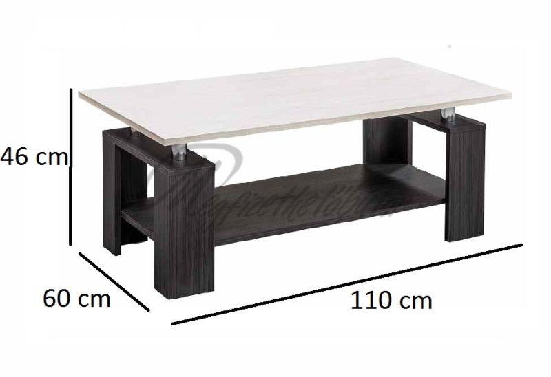 Basel 2 dohányzóasztal