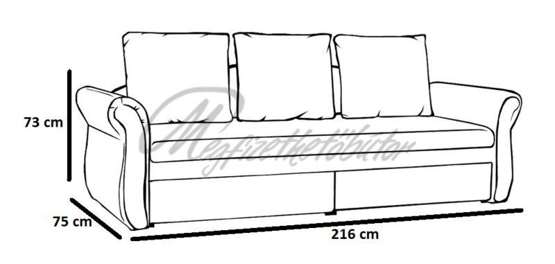 Júlia kanapé