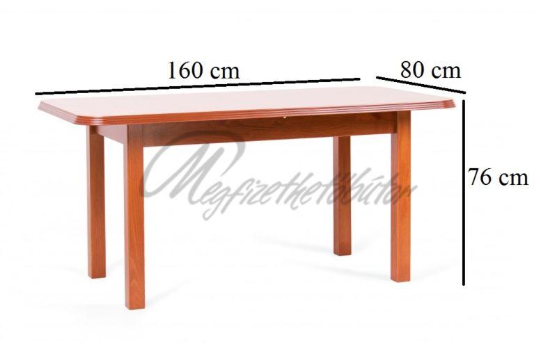 Alba étkező Piano asztallal (6 személyes)