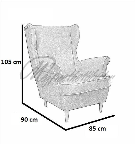 Rufino fotel