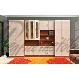 vikt ria szekr nysor 320 cm s r d sz t ssel 112 395 ft megfizethet b tor orsz gos h zhoz. Black Bedroom Furniture Sets. Home Design Ideas