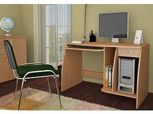 Író és számítógépasztal