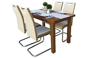 Izma étkező Emili asztallal (4 személyes)