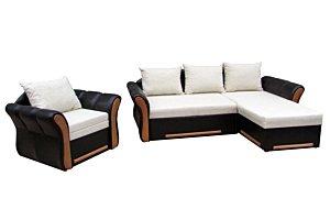 Akciós Emese sarok + fotel