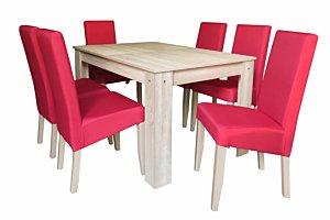 Anna étkező Félix asztallal (6 személyes)