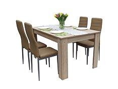 Coleta étkező Félix asztallal (4 személyes)