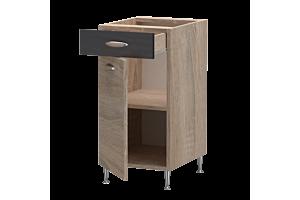 Csenge konyha 40-es alsó elem (A1A1fb40)