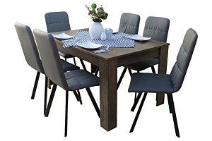 Akim étkező Félix asztallal (6 személyes)