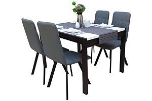 Akim étkező Debóra asztallal (4 személyes)