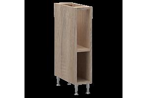 Csenge konyha alsó 15-ös nyitott elem (ANY 15)