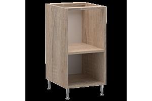 Csenge konyha alsó 40-es nyitott elem (ANY 40)