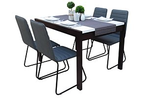 Danuta étkező Debóra asztallal (4 személyes)