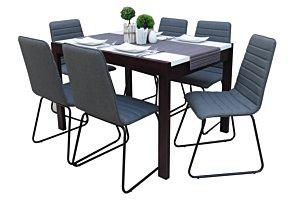 Danuta étkező Debóra asztallal (6 személyes)