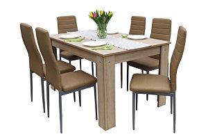 Coleta étkező Félix asztallal (6 személyes)