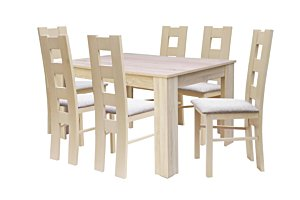 Debóra étkező Félix asztallal (6 személyes)