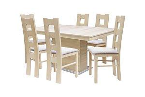 Debóra étkező Flóra asztallal (6 személyes)