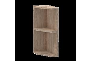 Csenge konyha felső nyitott sarok elem (fvz_20)