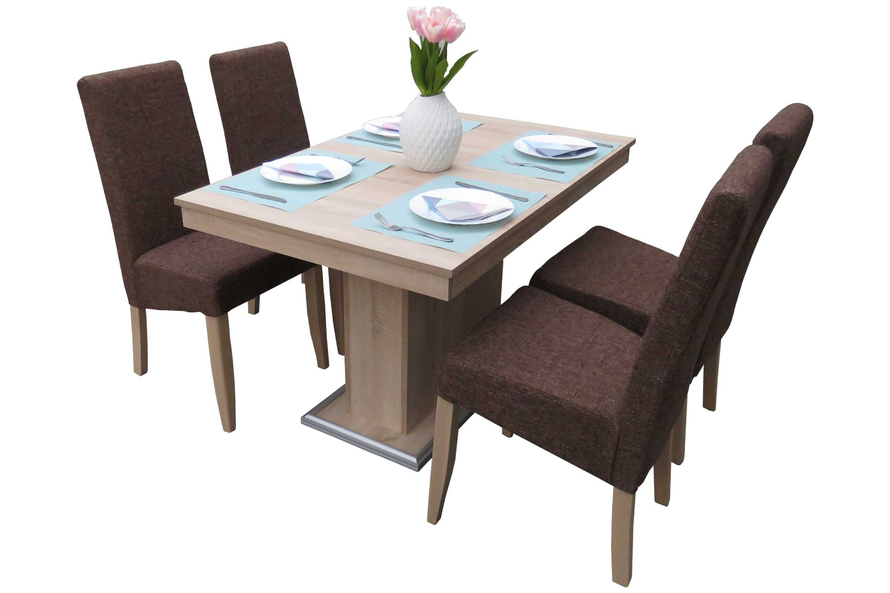 petra étkező flóra asztallal