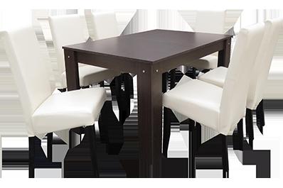 Berta étkező Félix asztallal (6 személyes)