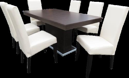 Berta étkező Flóra asztallal (6 személyes)
