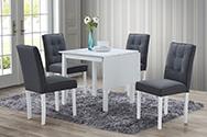 Étkezőbe való bútorok